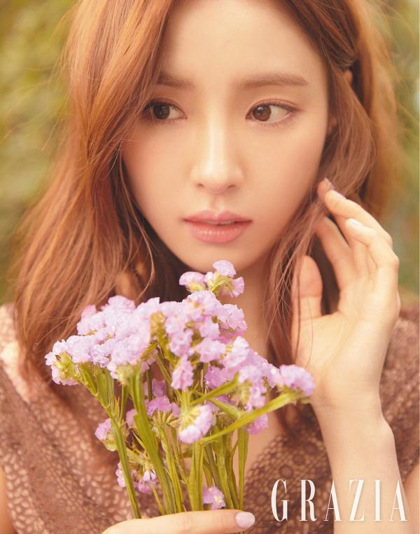 신세경, 봄의 요정 싱그러운 화보&소소한 스토리