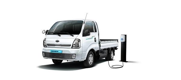기아자동차, 친환경 전기 트럭 봉고3 EV 출시