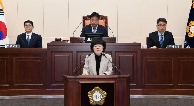 남원시의회 박문화의원, 제2동학 성지로 만들자