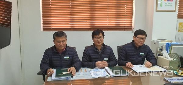 대구메트로환경, 창립 1년 주목받는 회사로 성장시킨 주역 3인 인터뷰(1)