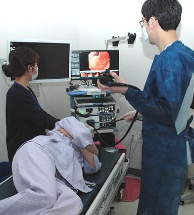 위 내시경 검사