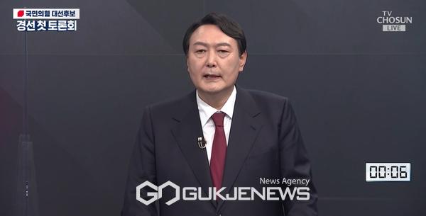 윤석열 전 검찰총장 (사진=TV조선)