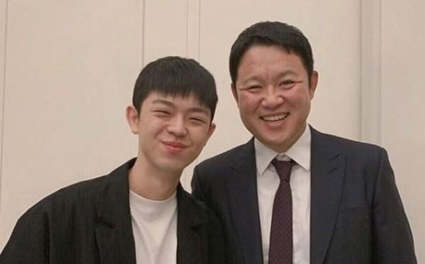 """김구라 """"MC그리 사춘기 때 이혼, 잘 넘겨줘 고마워"""" 애정(사진-MC그리 인스타)"""
