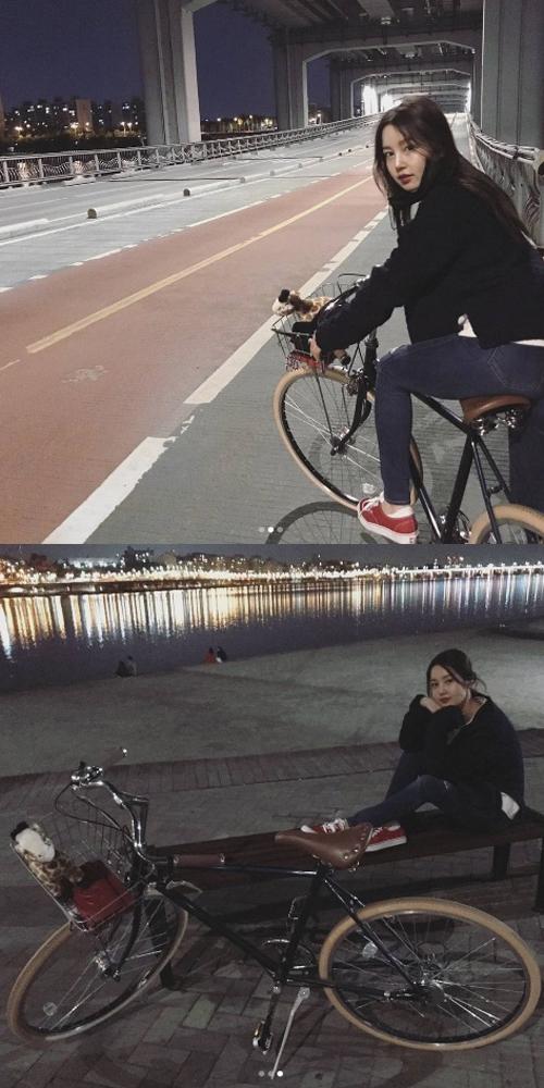 '인형 비주얼' 남규리, 역대급 무결점 민낯 셀카