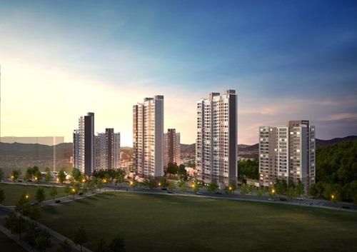 '상계역 센트럴 푸르지오' 7월 중 견본주택 개관 예정