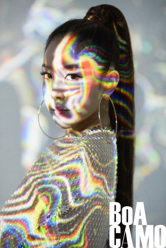 보아, 프로젝트 싱글 공개…'섹시+파워풀 보컬' 기대