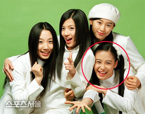 박희본, 걸그룹 시절 미모는 이 정도?