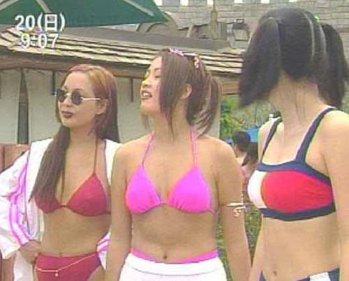 김혜수, 과거 콜라병 비키니 몸매…이 정도?