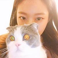 AOA 설현, 오드아이 고양이 보다 아름다운 눈빛