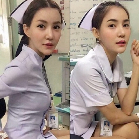 [B급통신] 섹시한 복장 탓에 사표 낸 女 간호사