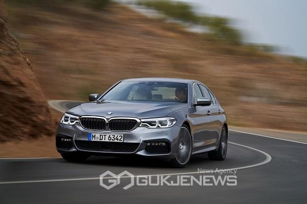 BMW, 520i M 스포츠 패키지 국내 출시