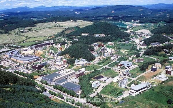 통일동산 헤이리 마을.