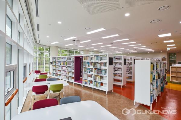 하남시미사도서관 온라인 개관