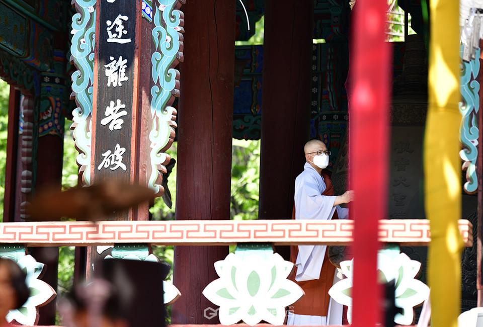 [부처님오신날 봉축 법요식] 마음 꽃 피는 세상
