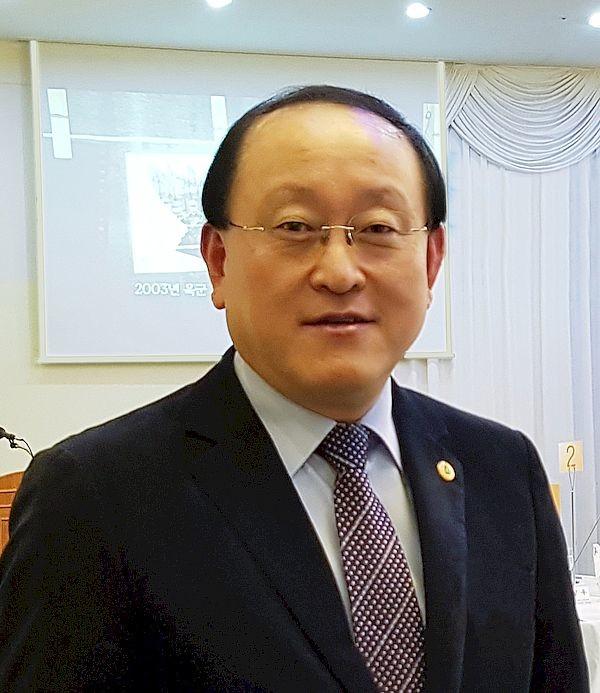'2020 전국생활문화축제' 추진위원장 이인권 대표.