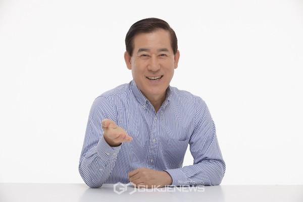 경기도시장상권진흥원'제2대원장이홍우<사진제공=경기도>