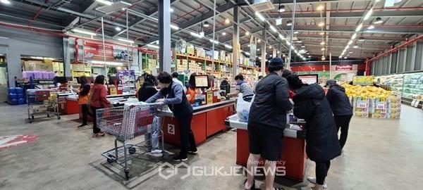 한국은행 제주본부에 따르면 5월 제주지역 소비자심리지수는 78.5로 전월보다 0.3p 하락했다.
