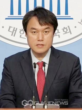 김종철 정의당 대변인.