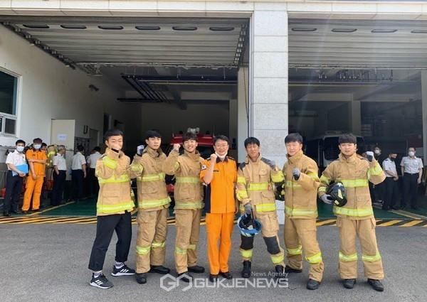 영주소방서, 소방기술경연대회 화재진압 분야 우승, 道 대표 선발 영광