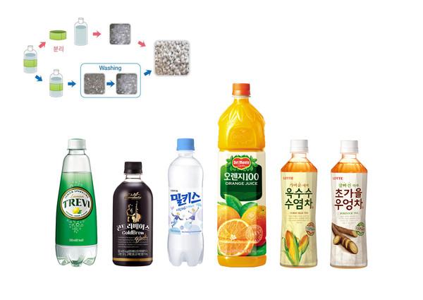 사진제공/롯데칠성음료