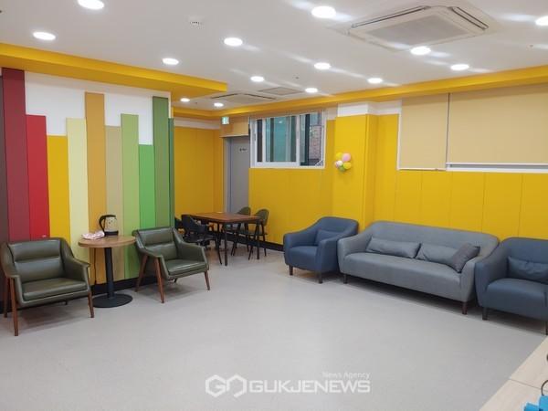 신월누리복지센터 2층 내부사진