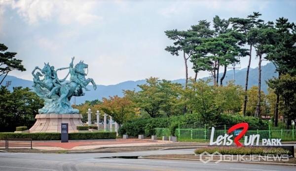 렛츠런파크 부산경남 전경/제공=한국마사회 부산경남지역본부