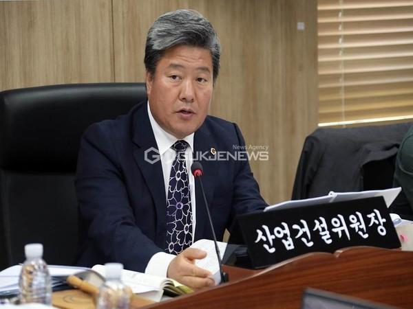 세종시의회 산업건설위원회 차성호 의원장