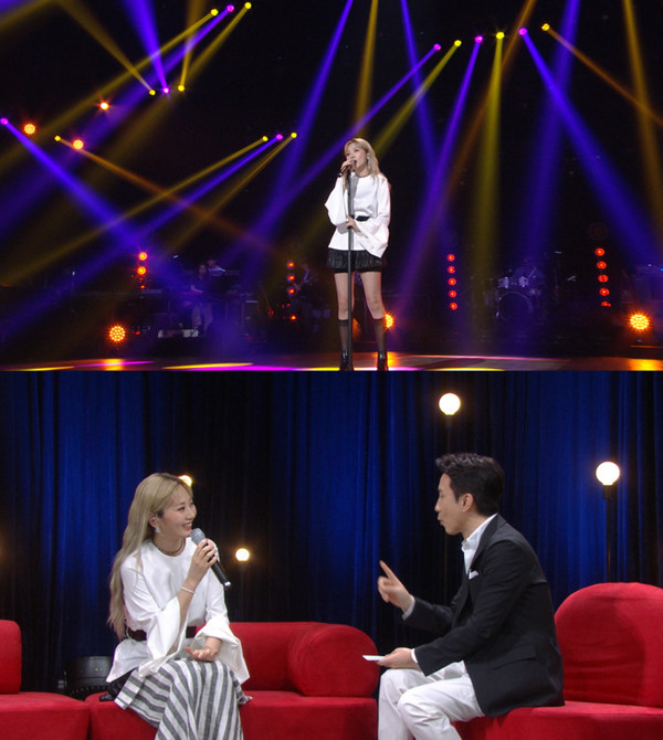 사진=KBS2 '유희열의 스케치북' 제공
