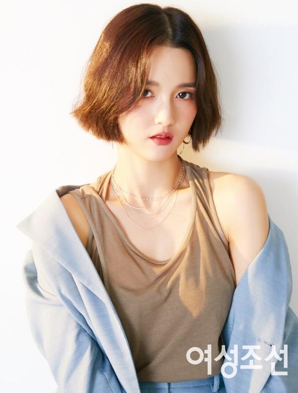 [화보] 남보라, 고혹적 눈빛물오른 성숙美!..변함없는 아름다움 과시!