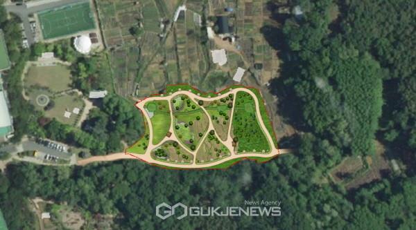 고양시, 탄현근린공원 일부 생태 숲으로 복원