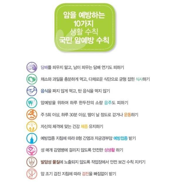 평택시, 올해 무료 국가암검진 대상자 검진 독려