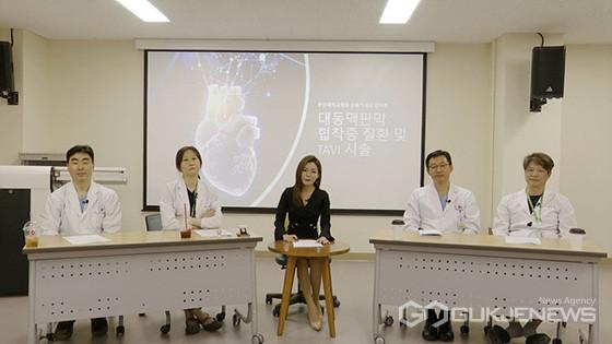 [국제뉴스TV]  급사로 이어지는 대동맥판막 협착증, 적극적 치료 필요