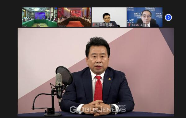 정지권 서울시의회 정책위원장 기조강연