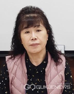 월간예성 4월 화제인물 조완자씨(사진=충주시)