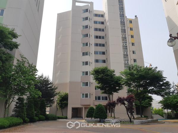 고용노동과-성남시 여성 근로자 임대아파트 '다솜마을' 전경(사진=성남시)