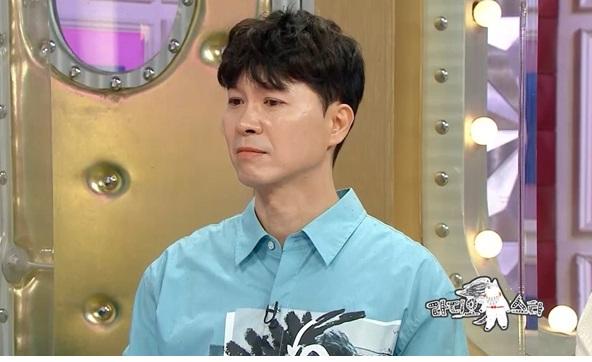 '라디오스타' 박수홍, 눈물 보인 이유는? 남다른 다홍이 애정