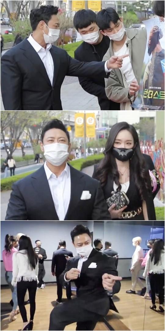 '사장님귀는 당나귀귀' 양치승, 영화 주연 시사회 참석 눈길(사진=방송화면)