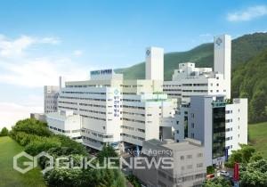 인제대학교 부산백병원 전경