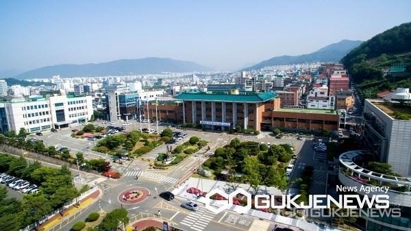 (사진제공=김해시) 김해시청 전경.