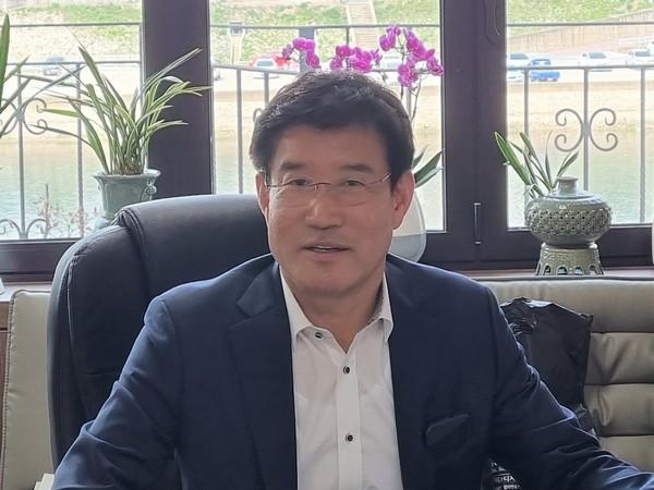 이규설홍천군번영회장