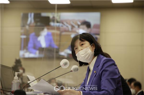 국회 과학기술정보방송통신위원회 양정숙 의원(무소속)