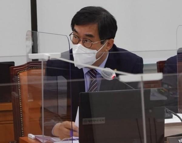 맹성규 더불어민주당 의원.