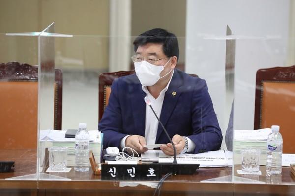 신민호 전남도의원