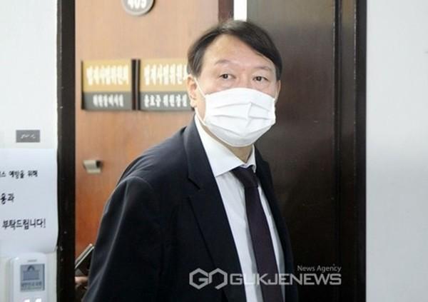 윤석열 전 검찰총장.(국제뉴스DB)