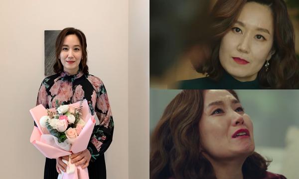 '로스쿨'박미현,안방극장 사로잡은 카리스마