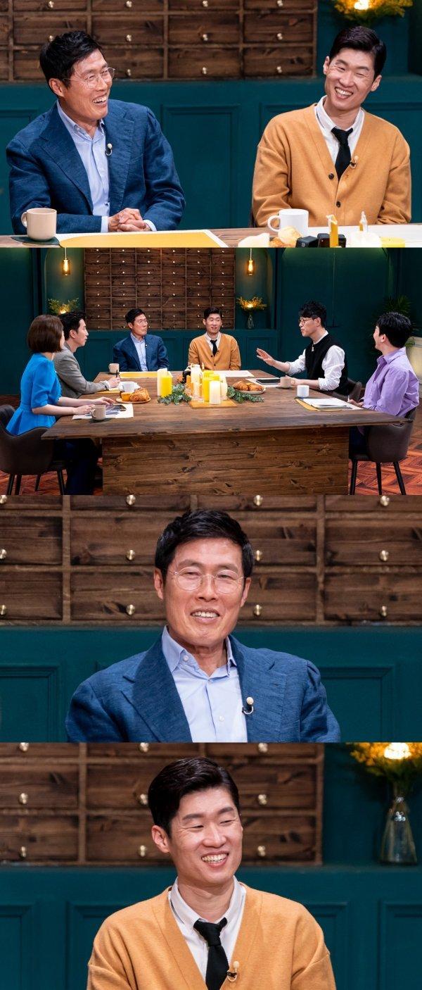 '대화의 희열3' 차범근·박지성 나이, 손흥민 중 최고는?(사진=KBS2)