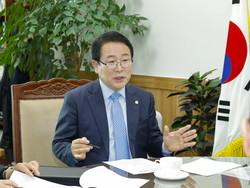 (사진=익산시) 정헌율 시장