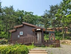 태학산자연휴양림 신축 숲속의 집
