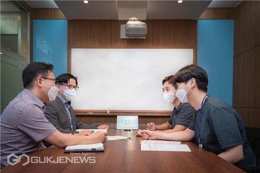 'K-규제혁신 회의' 모습/제공=남부발전