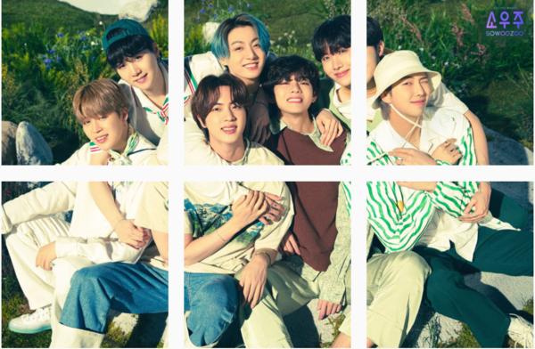 방탄소년단(출처= 방탄소년단 공식 인스타그램)